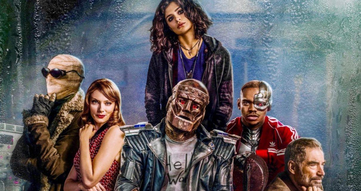doom patrol terza stagione poster
