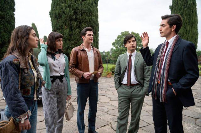 Luna Park: il trailer della nuova serie italiana targata Netflix