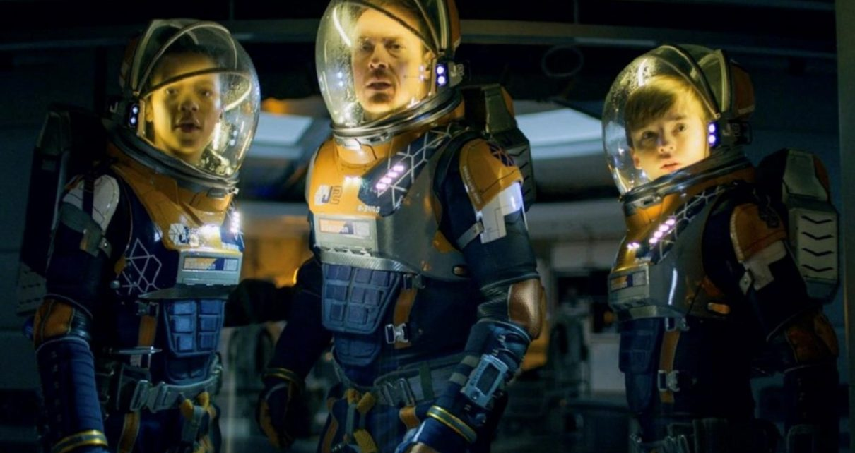 lost in space 3 trailer