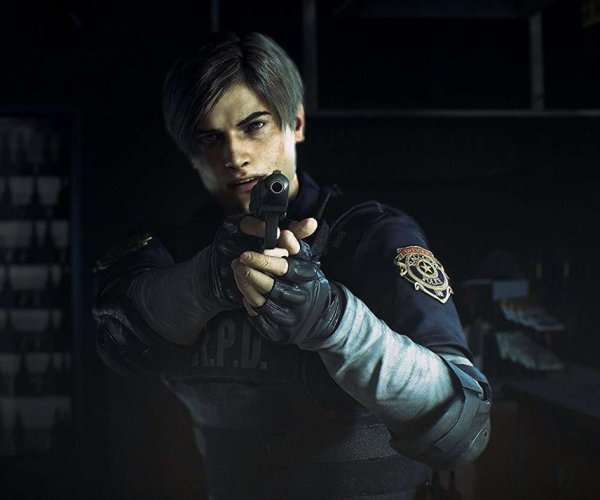 resident evil welcome to raccoon city video leon