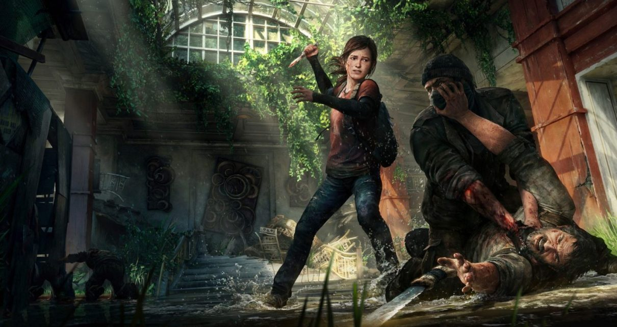the last of us serie - video dal set