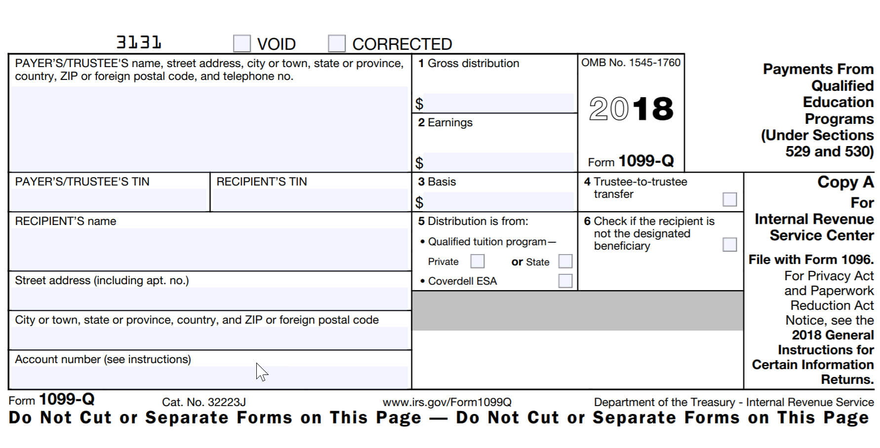 Irs Form Int