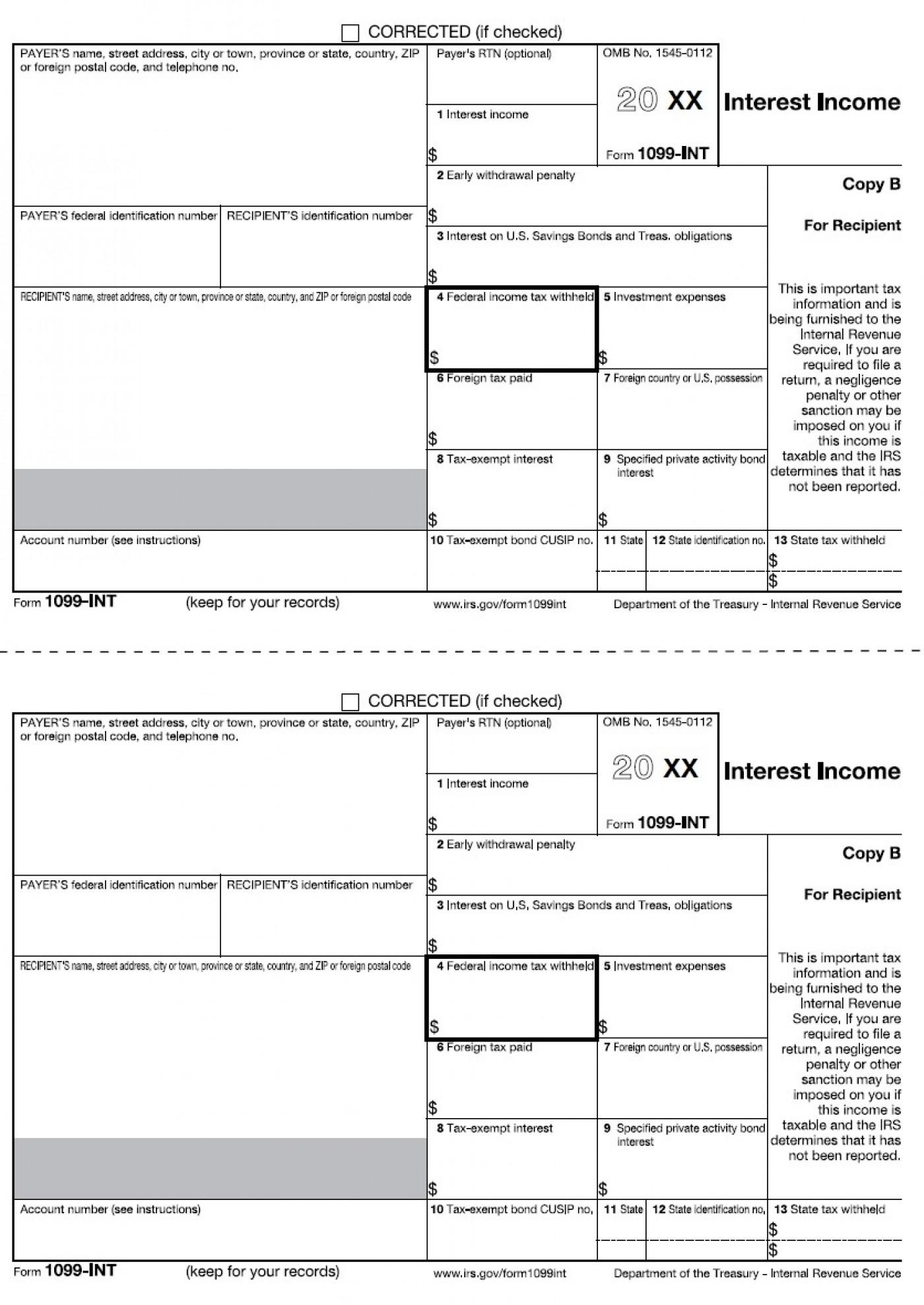 Tax Forms S