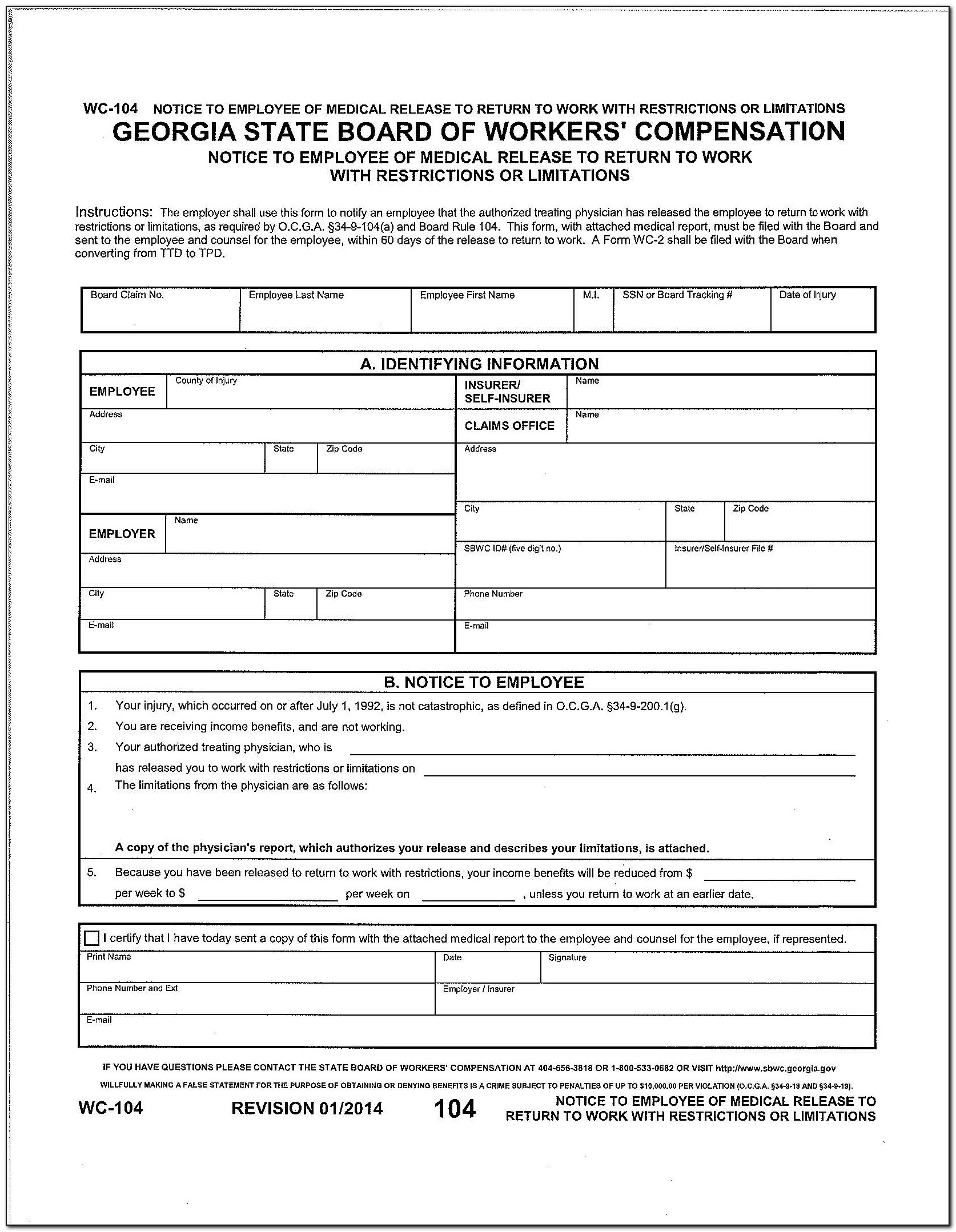 In Tax Forms