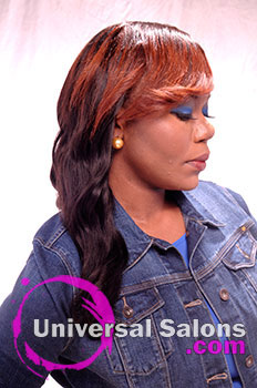 Weave Hairstyles Universal Salons Hairstyle And Hair