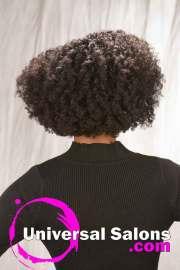 natural twist set hairstyle