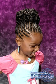 kid styles universal salons hairstyle