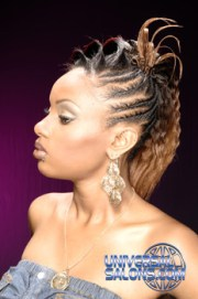 ponytail hair styles archives