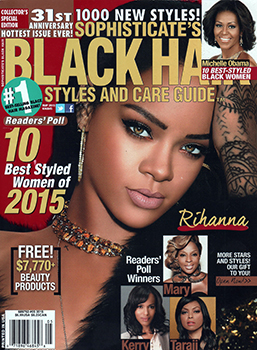 Sophisticates Black Hair Styles And Care Guide Universal Salons