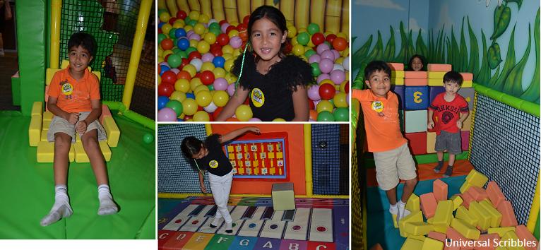 Kids Indoor Play Ground