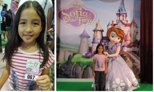 Disney Baby Sofia the First Meet and Greet
