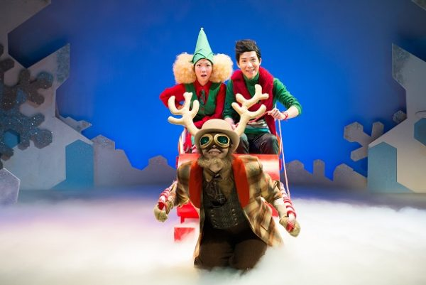 Review & Giveaway: Junior Claus Musical Tickets