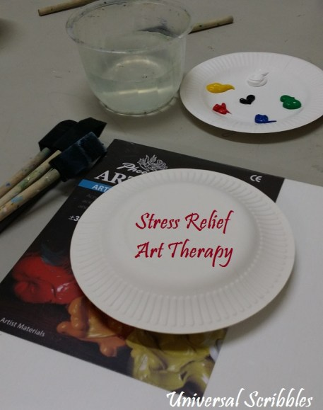 Stress Relief Art Therapy Workshop