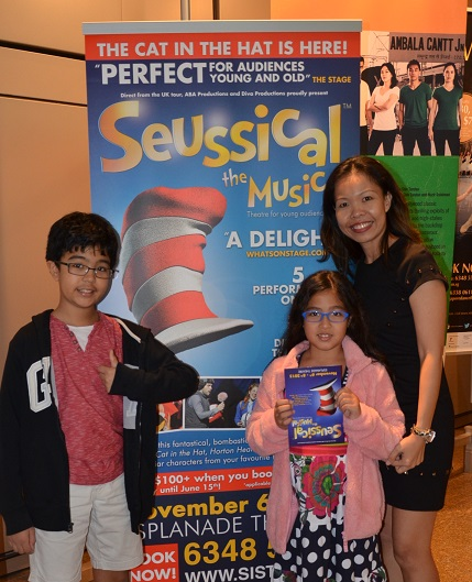 Seussical The Musical Review