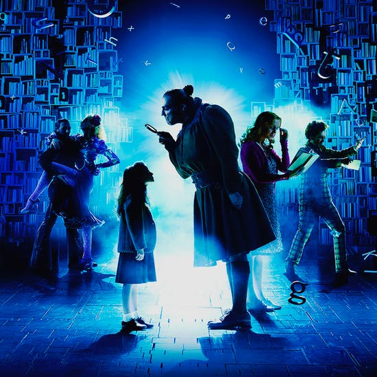 Matilda The Musical: Clever Little Girl (Review)