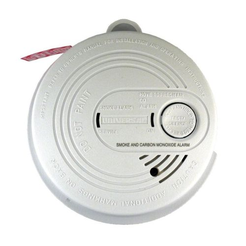 small resolution of universal security instruments usi 7795 120 volt ac dc wired in combination smoke and carbon monoxide alarm