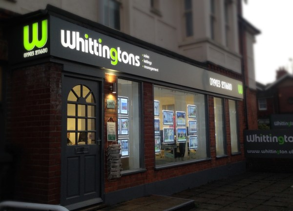 Manchester Signs Business & Retail Universal