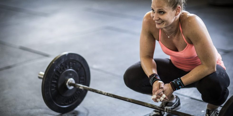 women gym breaking stigma