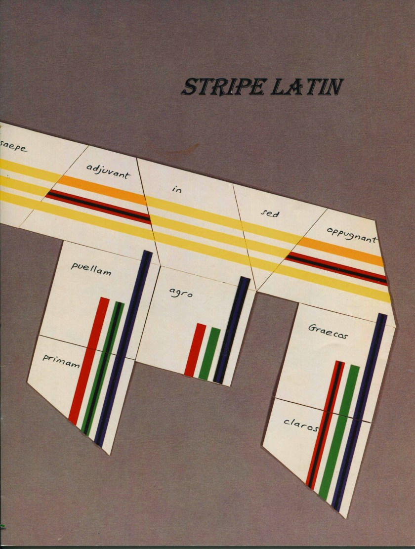 Stripe Latin