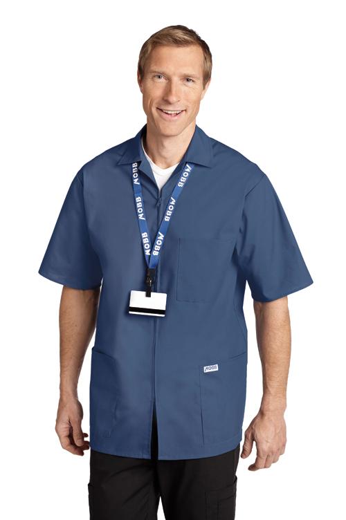 Men's Consultation Jacket   Medical Uniform   Nurse Jacket ...