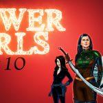 POWER GIRLS: Talia al Ghul
