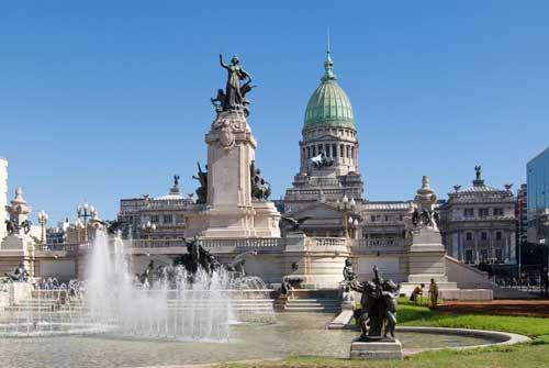 ما هي عاصمة الارجنتين ؟