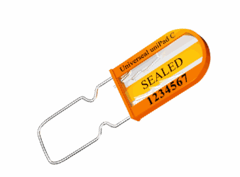 UniPad C Padlock Seal