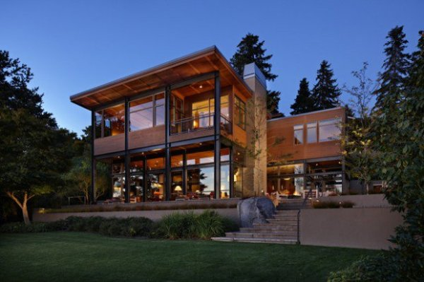 modern home pictures