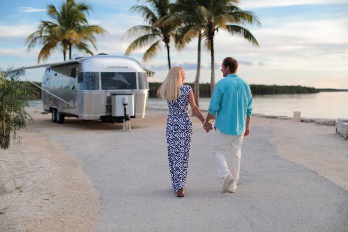 airstream tommy bahama trailer