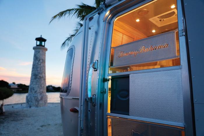 tommy bahama traveling trailer