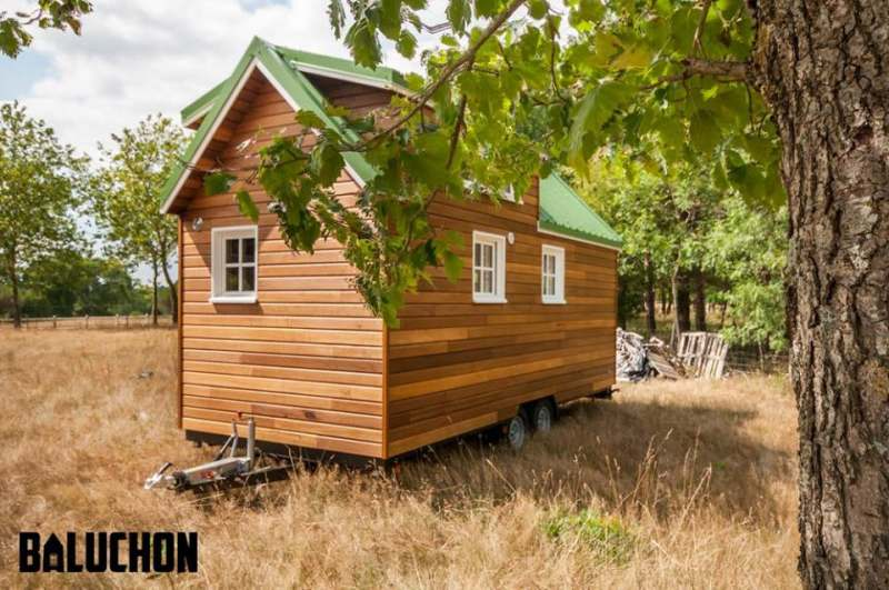 life in tiny house