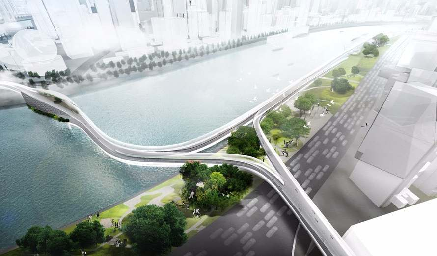 BMW put forward mobility concept for megacities