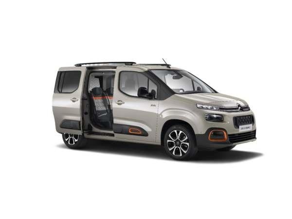 latest camper van models