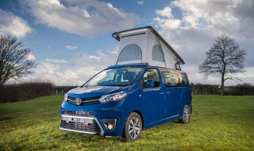 Toyota launches Lerina camper van