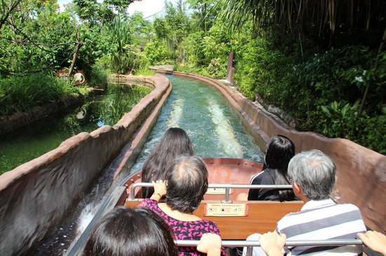 most popular tourist attractions in singapore