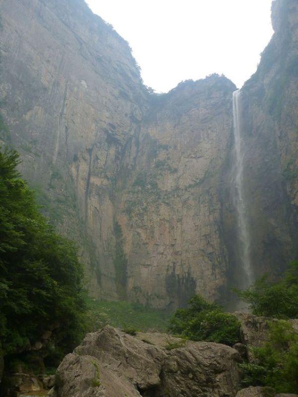 things to do in Yuntai Mountain china