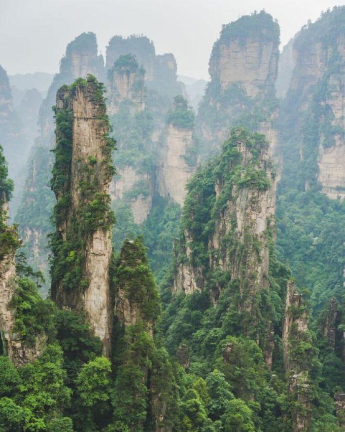 must see places in Zhangjiajie china
