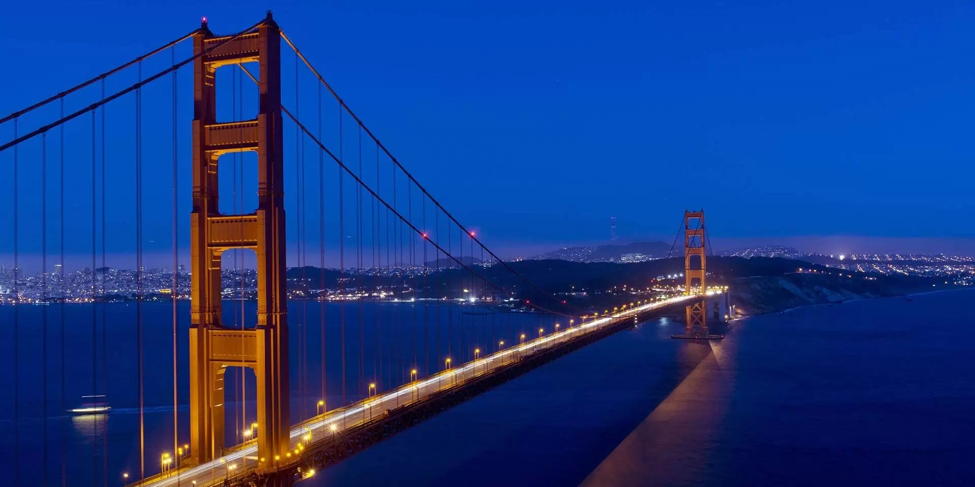 Golden Gate Bridge Malvorlage