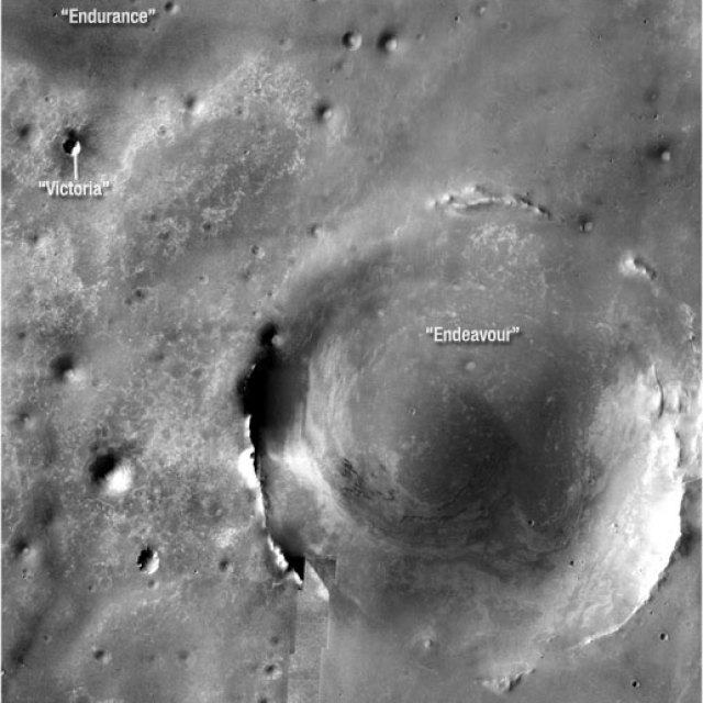 crater endeavour