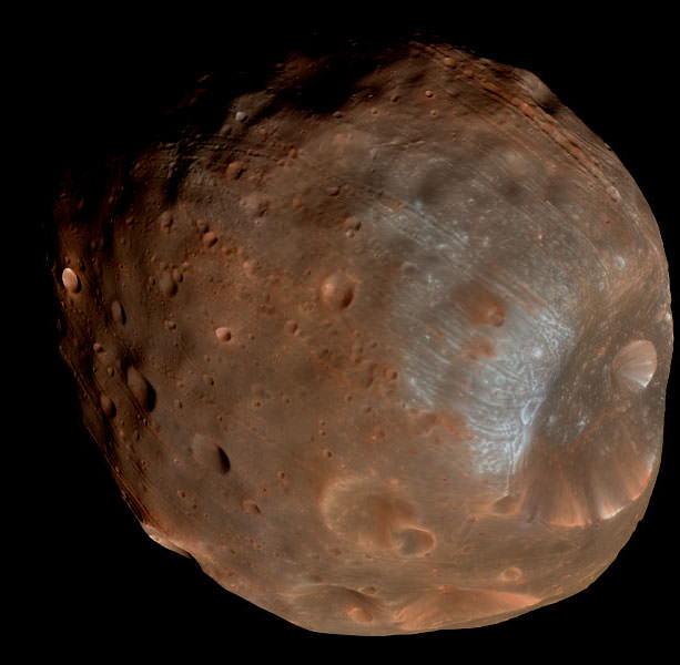 How Many Moons Does Mars Have? - Universe Today