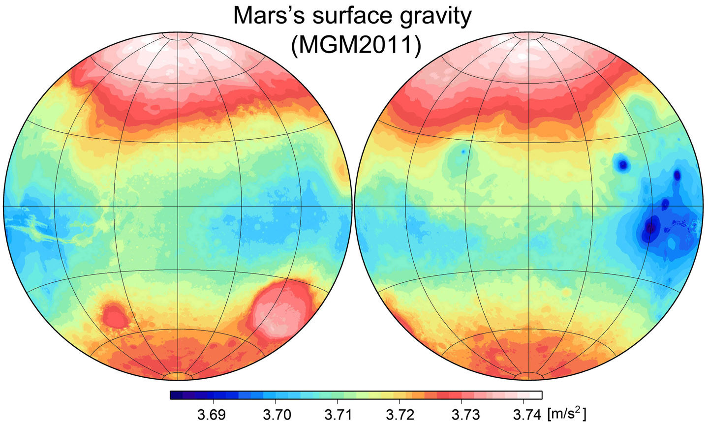 How Strong Is The Gravity On Mars