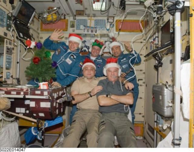 crew ISS