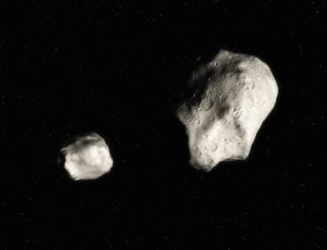 binary asteroids