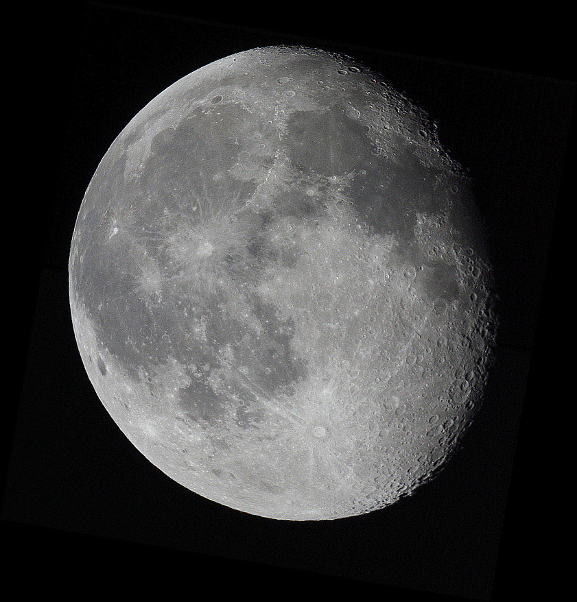 What Is The Gibbous Moon? - Universe Today