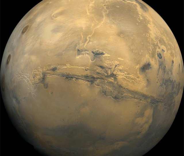 The Planet Mars Image Credit Nasa