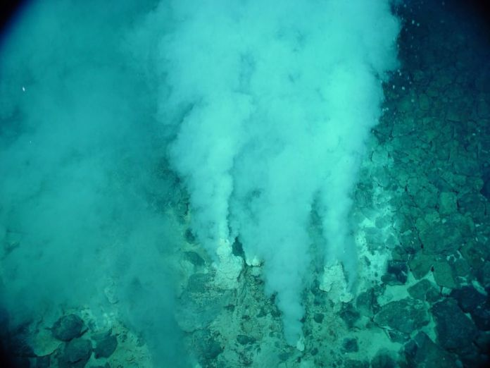 Life without energy from a star could rely on hydrothermal vents.