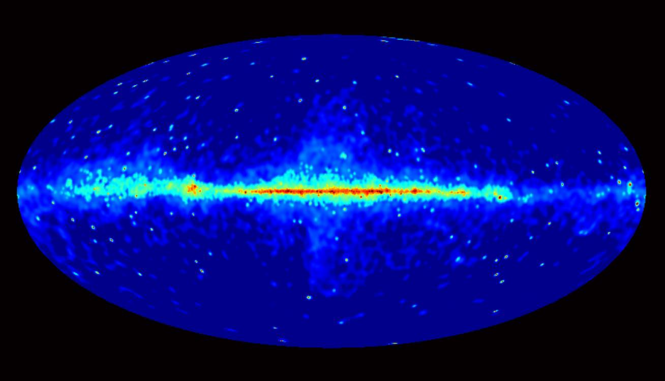 How Much Light Has The Universe Created Since The Big Bang