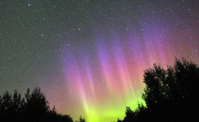 Put The Aurora Borealis In Your Ear Universe Today