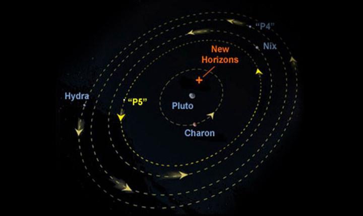 Kerberos Moon Of Plluto: Vulcan Loses In Pluto Moons Name Game. Did The IAU Choose