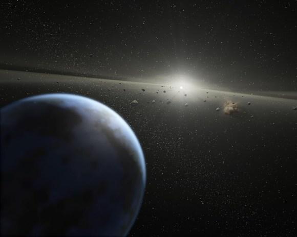 venus on asteroid belt - photo #33